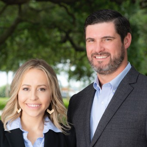 Chris Orvin and Karlea Pack