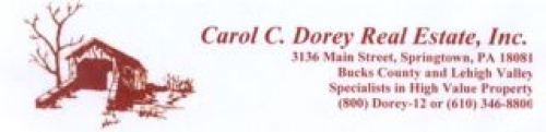 Carol C. Dorey Real Estate