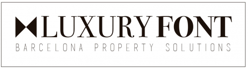 Luxury Font Barcelona Property Solutions