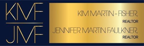 KMF and JMF Kim Martin-Fisher & Jennifer Martin Faulkner