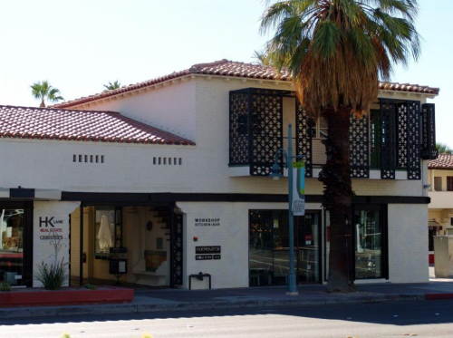 HK Lane Palm Springs Office